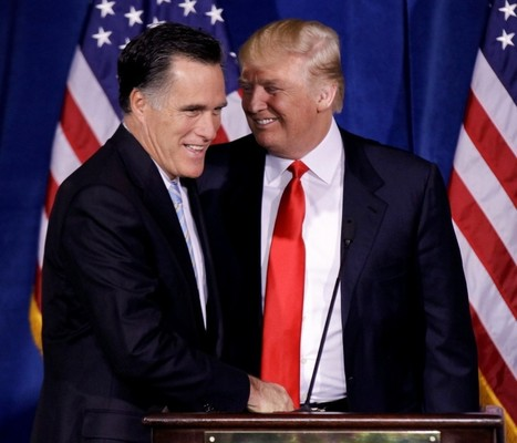 Mitt Romney believes 'there's a bombshell in Donald Trump's taxes' | AP Human Geography Digital Knowledge Source | Scoop.it