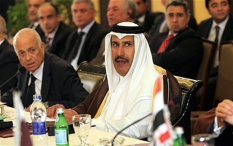 Syria isolated after unprecedented Arab League sanctions   Coveting Freedom   Scoop.it