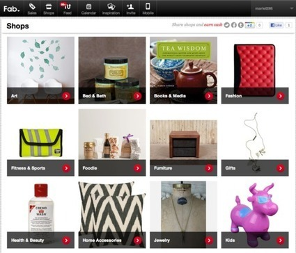 Des commerces en ligne plus interactifs grâce au social shopping - ESCadrille | Le commerce à l'heure des médias sociaux | Scoop.it