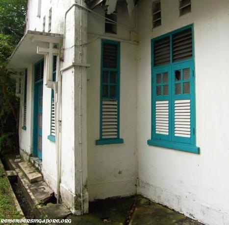 The Former St Matthew's Church and its Kindergarten at Neil Road | Singapore Memories and History | Scoop.it