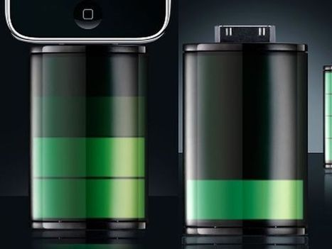 Suivre un atome de lithium au sein d'une batterie | Pack electrique | Scoop.it