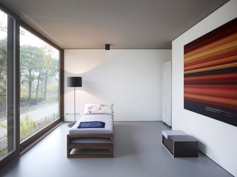 Minimum House / Scheidt Kasprusch Architekten | sustainable architecture | Scoop.it
