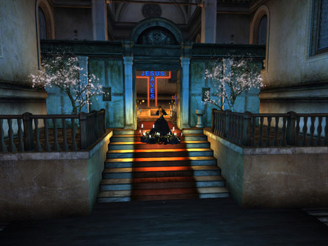 A review of  Romeo and Juliet in Second Life | Culture and Fun - Art | Scoop.it
