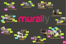 Mural.ly Un mur de liege virtuel et collaboratif - Les Outils Collaboratifs | Educomunicación | Scoop.it