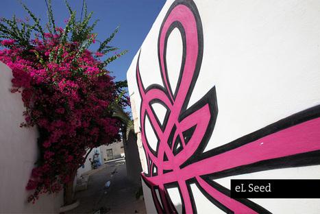 A Djerba, le street art étend sa toile | GRAPHISME | Scoop.it
