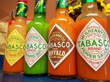 Space, Astronauts & Tabasco Sauce: Hot Like Fire! | mexicanismos | Scoop.it