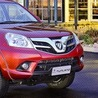The Foton Tunland is a powerful vehicle in New Zealand