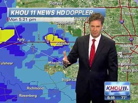 Meteorologist Gets The Hiccups On Live TV, Finishes A 3-Minute Weather Report Anyway | FreeTVJobs.com News | Scoop.it