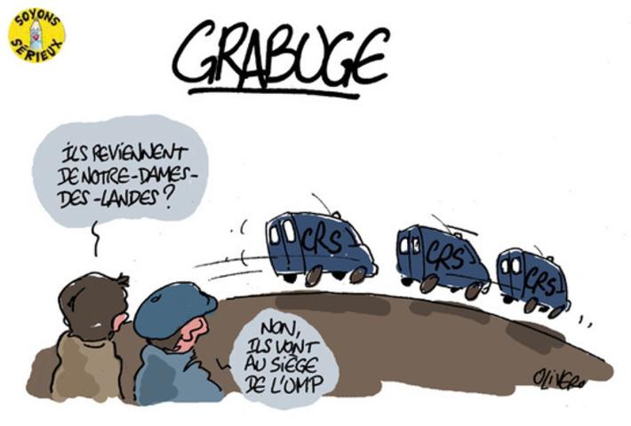 Notre-Dame-des-Landes: le gouvernement prêt à retirer les gendarmes   Baie d'humour   Scoop.it