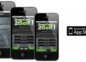 Préparez votre examen de la carte verte avec l'application mobile GreenCard2golf | Golf News by Mygolfexpert.com | Scoop.it