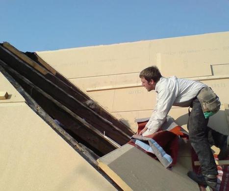 Isolation étanche de sous-toiture | Ageka les matériaux pour la construction bois. | Scoop.it