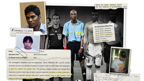 Fixed Soccer Matches Cast Shadow Over World Cup | General News | Scoop.it