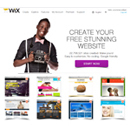 Wix Free Website Builder | Wix.com | Moodle and Web 2.0 | Scoop.it