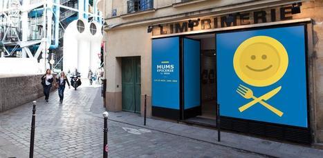 Mums, l'épicerie éphémère d'Ikea débarque à Paris | SemioFood | Scoop.it