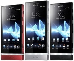 Sony Xperia P Smartphone Review | Croma | Scoop.it