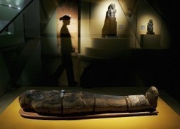 Curious History: Ancient Egyptians May Have Traded With the New World | Ancient Egypt and Nubia | Scoop.it