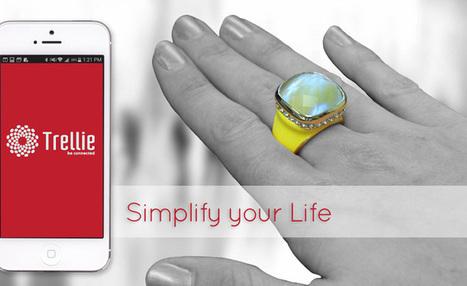 Trellie veut connecter toute la bijouterie | Innovation, entrepreneuriat  et internet des objets | Scoop.it