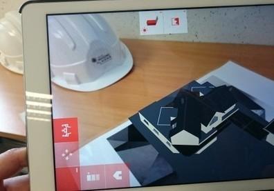 La réalité augmentée,  une réalité pour tous ! - Maisons de l'avenir | D&IM (Document & Information Manager) - Gouvernance numérique | Scoop.it