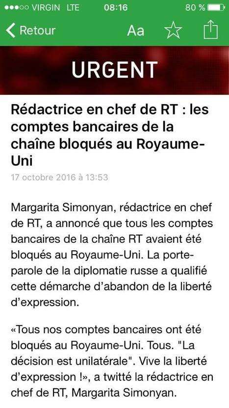 La liberté d'expression façon Royaume-Uni | World News | Scoop.it