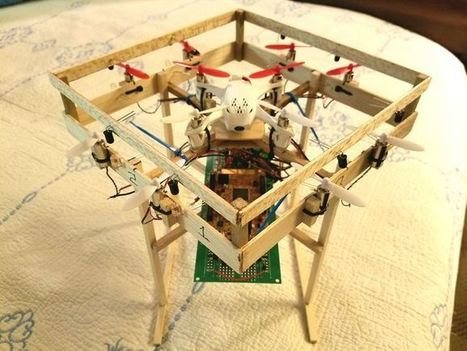 FlexIO Based Multi-Copter Rotor Control | Open Source Hardware News | Scoop.it
