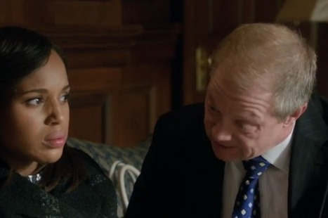 Recap: The 7 Best Quotes From Last Night's 'Scandal' - Vibe | Various and Sundry Things | Scoop.it