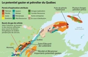 Gaz de schiste : les dommages collatéraux au Canada | Toxique, soyons vigilant ! | Scoop.it