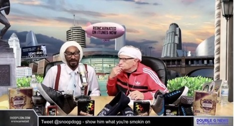 Check Out Snoop Dogg Teaching Larry King How To Rap - XXL | Teaching Ideas and Strats | Scoop.it