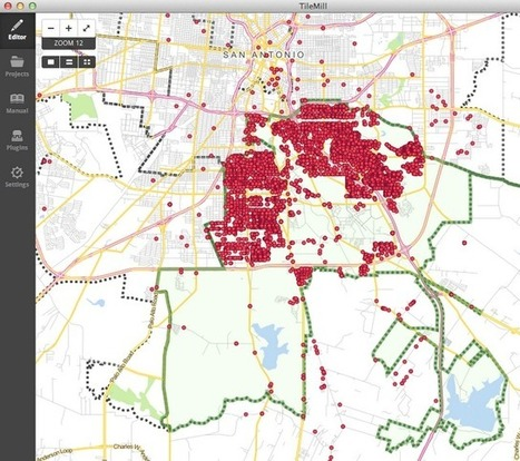 Game Changer: Open Source Mapping in Windows | The World of Open | Scoop.it