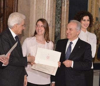 Premio del Comitato Leonardo 2014 a Silvia Calabrese, oggi al McsUnipd   SciComm   Planets, Stars, rockets and Space   Scoop.it