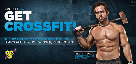 Bodybuilding.com - Get CrossFit Fit! Rich Froning Video Series | body building | Scoop.it