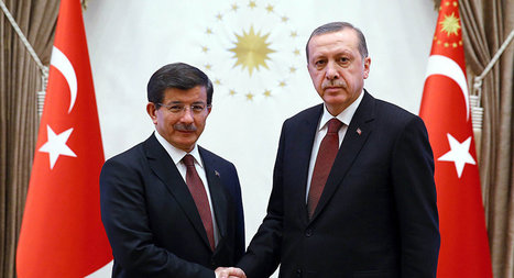 Political Infighting: Erdogan Party Strips Power From Davutoglu | Global politics | Scoop.it