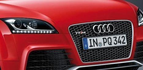 Cavalerie à la hausse pour la future Audi TT-RS ? | Auto , mécaniques et sport automobiles | Scoop.it