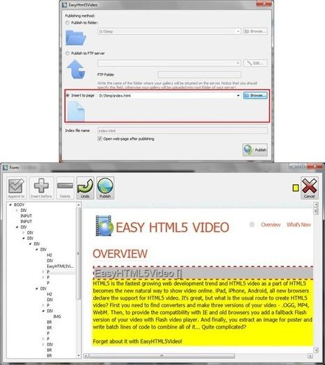 Easy HTML5 Video : HTML 5 Video Converter | HTML5 News | Scoop.it