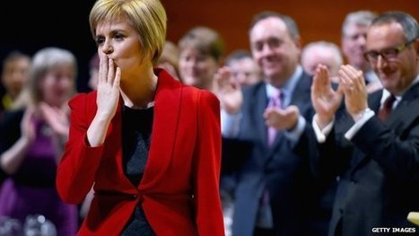 Nicola Sturgeon sells out the Hydro | My Scotland | Scoop.it