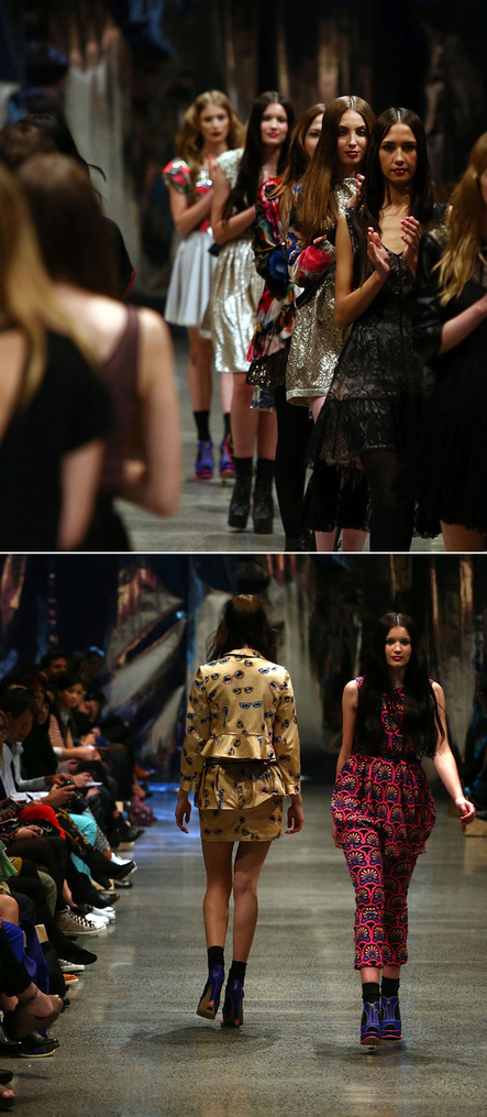 Coop: New Zealand Fashion Week A/W 2013 Show | Celebrity ... | Ibiza Rome | Scoop.it