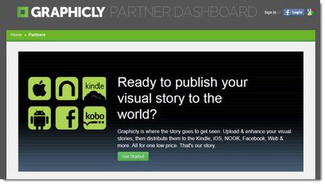 Publicar eBooks a través de Graphicly   android creativo   Scoop.it