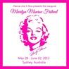 The inaugural Marilyn Monroe Festival
