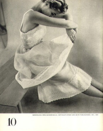 Vintage Lingerie Love | Sex History | Scoop.it