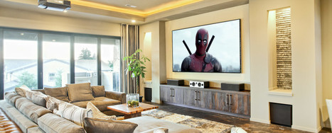 How to Build a Home Theater on the Cheap | Home Automation | Scoop.it