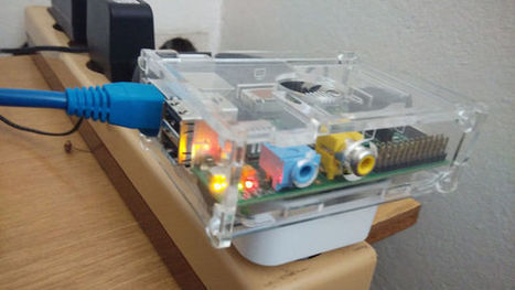 Make a Raspberry Pi Case that Plugs Directly Into the Wall | Raspberry Pi | Scoop.it