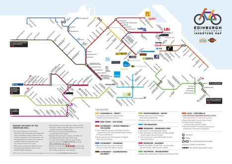 Edinburgh Digital Agencies: A Bicycle's Guide | GAMB MEDIAS | Scoop.it