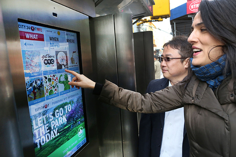 Someday There May Be an App for That Pay Phone - Businessweek | New Uses for Public Phones | Scoop.it