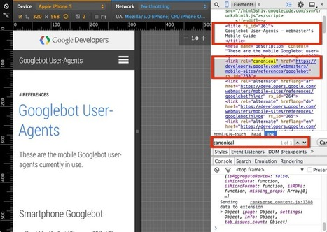 See Your Site as Googlebot Mobile Does | Social Media, SEO, Mobile, Digital Marketing | Scoop.it