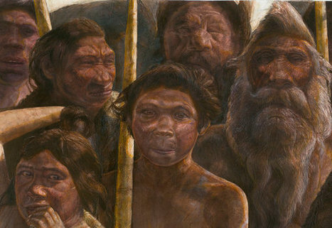 At 400,000 Years, Oldest Human DNA Yet Found Raises New Mysteries | Digital Media Literacy + Cyber Arts + Performance Centers Connected to Fiber Networks | Scoop.it