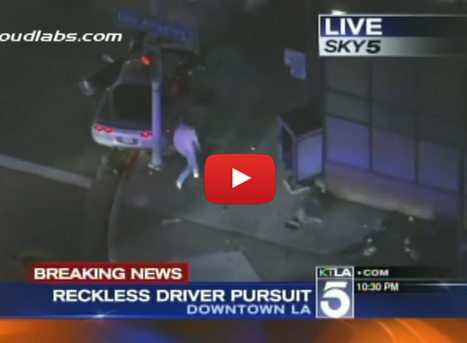 Tax Payers Forced to Pay $5M in Damages After LAPD Executed Unarmed Man on Live TV | Criminal Justice in America | Scoop.it