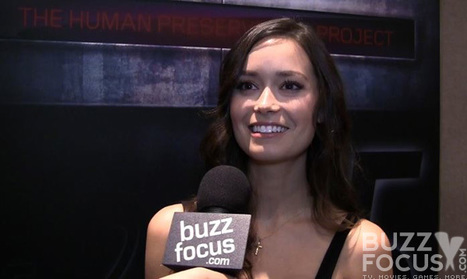 Summer Glau Talks Humans, Sci-Fi, Alphas Return [transmedia] & More | Transmedia: Storytelling for the Digital Age | Scoop.it