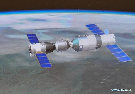 China to launch new space lab later this year | The Blog's Revue by OlivierSC | Scoop.it