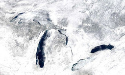 Lasting Effects of the Polar Vortex on the Great Lakes | EcoWatch | Scoop.it