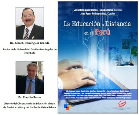 Libro: La Educación a Distancia en el Perú | Educación a Distancia (EaD) | Scoop.it
