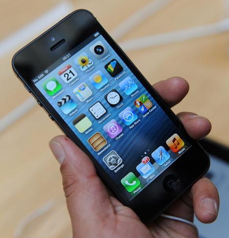 iPhone-User im Schnitt 76 Mal pro Tag ausgespäht | Digitales Leben - was sonst | Scoop.it